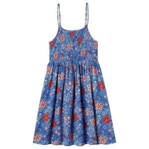 Mudd Girl Smocked Top Skater Sun Dress Floral New